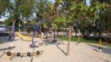 Új játszótér nyílt a Margit-szigeten